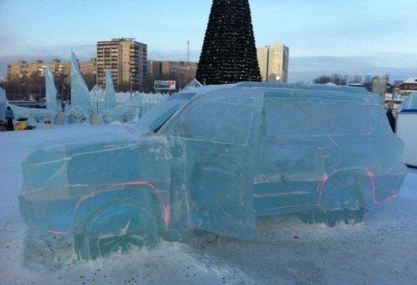 Elkelne egy jégkaparó...
