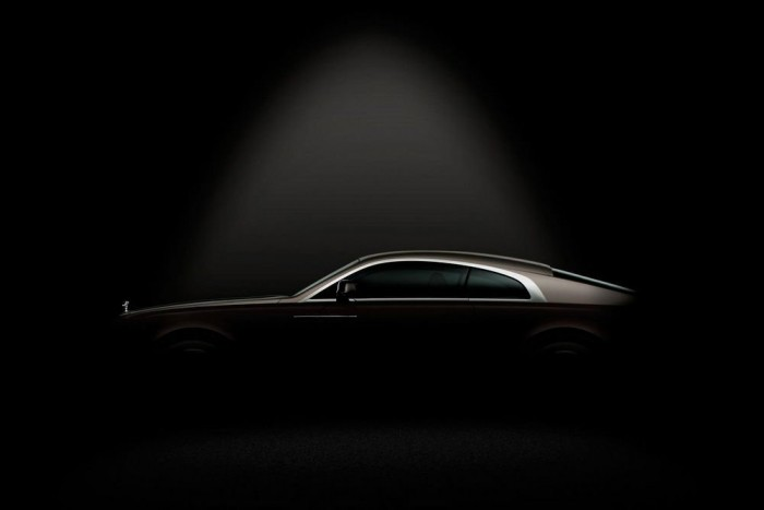 Nevéhez illő módon sejtelmesen vezeti fel új modelljének genfi bemutatkozását a Rolls-Royce