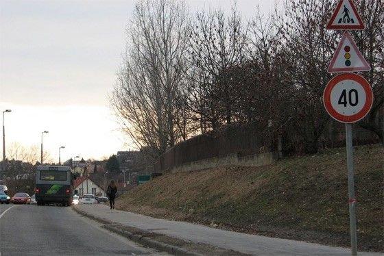 Ez a 40-es Budaörsön már nem bosszantja a sofőröket
