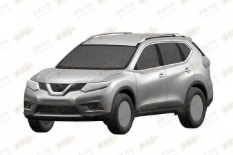 Ilyen lesz az új Nissan X-Trail