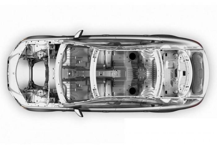 Radikálisan csökkenteni szeretné platformjainak számát a Jaguar Land Rover (a képen az XF váza).