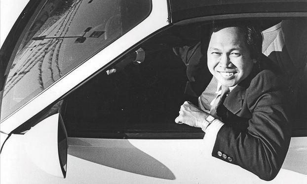 A szegények megsegítőjének adta ki magát, ám valójában nagystílű, gátlástalan gazember volt az autópiaci csoda példaképe