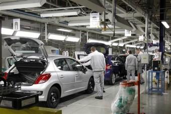 Leáll a Peugeot szlovákiai gyára