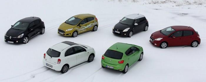 Nemsokára a 208, a Clio, a Fiesta, a Micra és a Swift ellenében kell helytállni összehasonlító tesztünkben