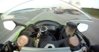 Motorost alázott a tuningolt Audi