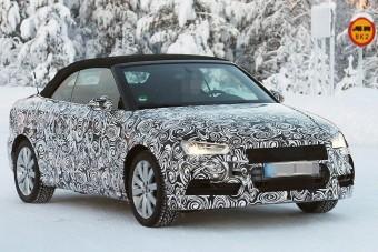Kémfotó: Audi S3 Cabriolet