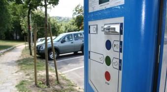 Adományt gyűjtenek a parkolóautomaták