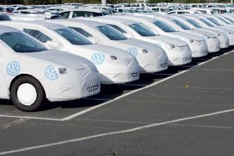 Gigantikus nyereség a Volkswagennél