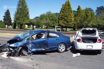 A legtöbb autós nem okoz balesetet