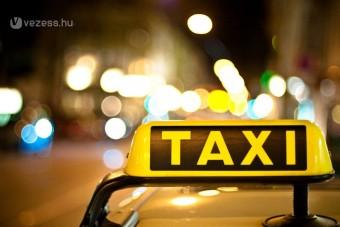 A vidéki taxisnak is fezetni kell a fővárosban