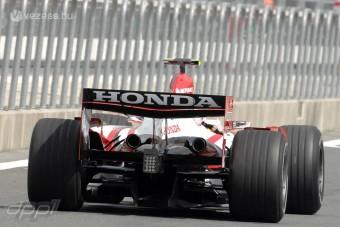 F1: A visszatérésen dolgozik a Honda?