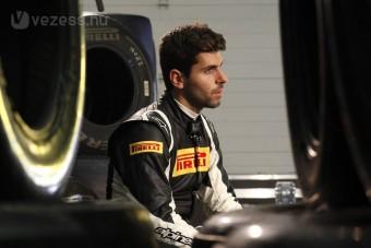 F1: Alguersuarit megint átverte egy csapat