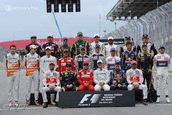 F1: Valakit mindig ejteni fognak