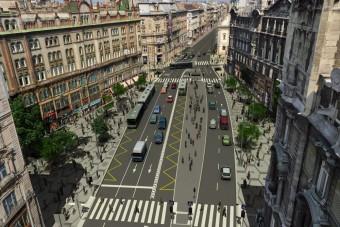Komoly dugó várható Budapesten