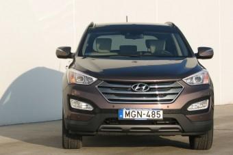 Hyundai a sípályán