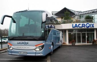 Német buszt vettek a franciák
