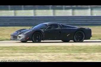 Video: Őrjítően szól a Ferrari F150