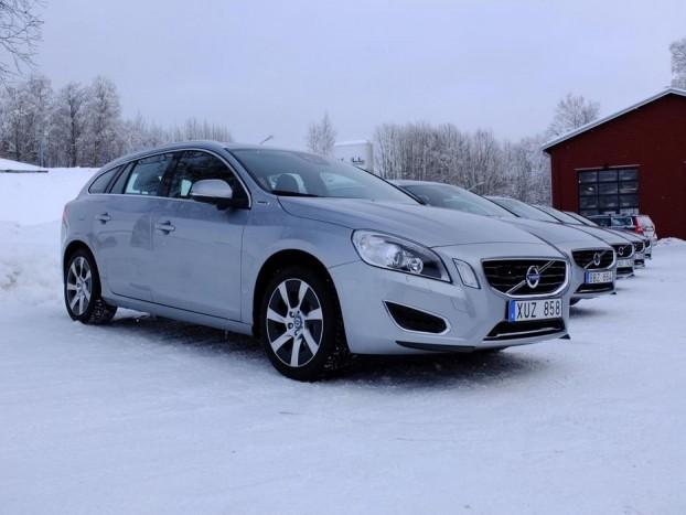 Vezettük: Volvo V60 Plug-in Hybrid