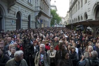 Demonstrációk miatt dugó lehet Budapesten