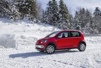 Terepre vágyik a legkisebb Volkswagen