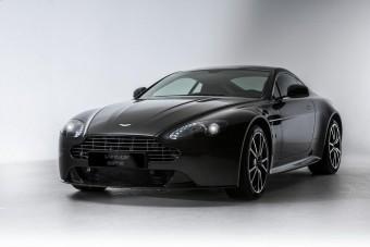 Luxus versenyautó az Aston Martintól