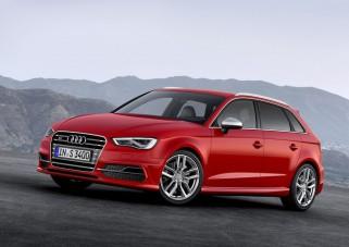 Plusz két ajtó a pokolba: Audi S3 Sportback