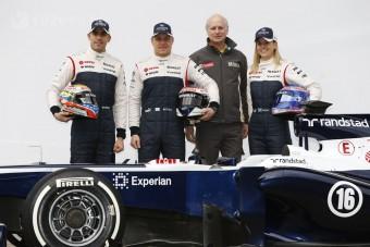 F1: A Williams nem keres új vezetőket