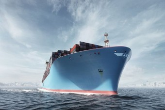 36 ezer autó fér el ezen a hajón