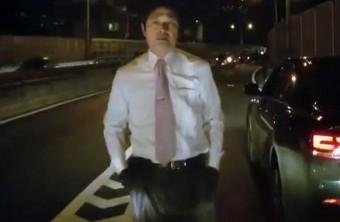 Az autós, aki ketténézte áldozatát