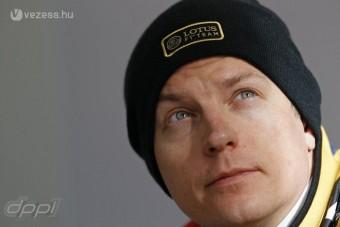 F1: Räikkönent Daciával tették jégre