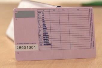 Tudod, mit takar a jogosítvány rejtélyes 13-as rovata?