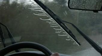 Többfelé útlezárások az eső miatt