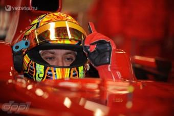 Rossi leszámolt az F1-es álmokkal