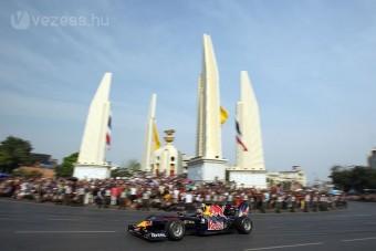 F1: Bangkok is reflektorfénybe kerül