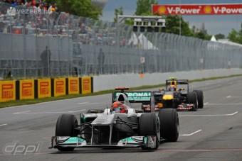 F1: Duplázzák az előzési zónákat