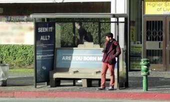 A világ legjobb buszmegállója?