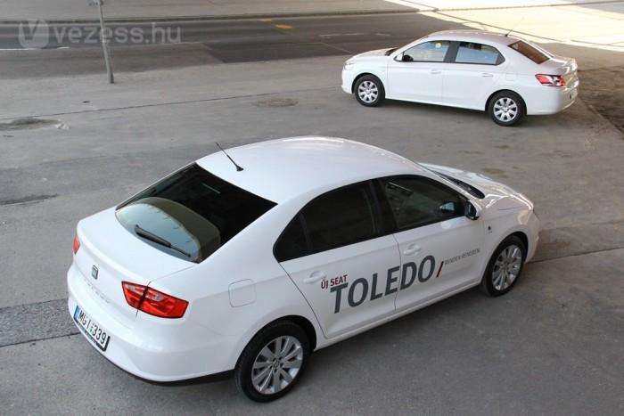 Sokat számít az ötödik ajtó, mert így az is befér a Toledo csomagterébe, ami a 301-ből kint reked