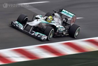 F1: Idén nem akar eltévedni a Mercedes