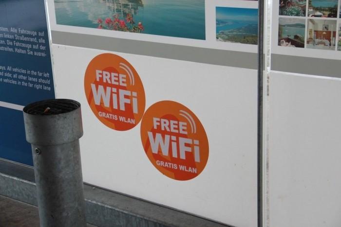WiFi a klotyóban - ez tényleg Európa