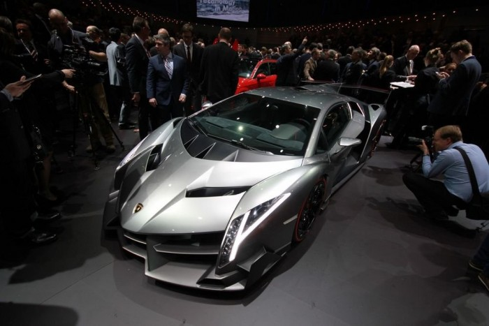 A legújabb Lamborghinit is bikáról nevezték el