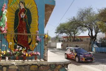 Hét év után új győztes a Mexikó-ralin