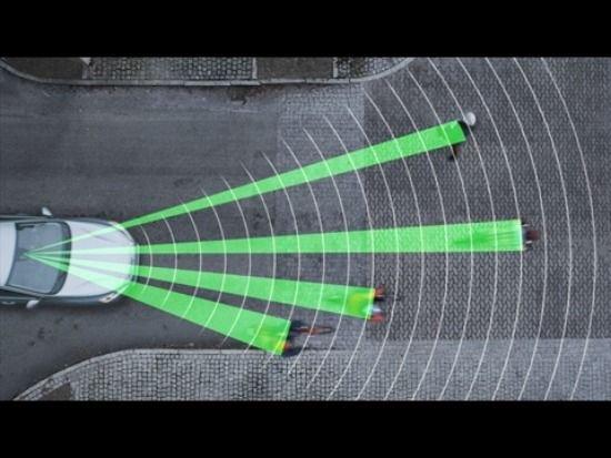 Radar és kamera együttesen segít