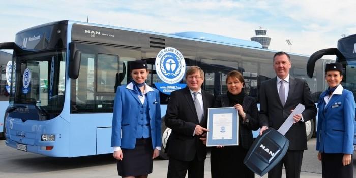 A mosoly őszinte: 2014-ben újabb MAN-ek érkezhetnek a müncheni reptérre