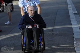 F1: Elhunyt a Willams-vezér társa