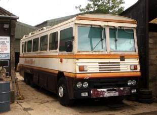 Elkelt a Vaslady pácélozott busza