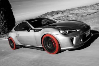 Ammónia hajtású Toyota sportkocsi