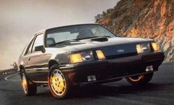 Csak Európában lesz négyhengeres Mustang
