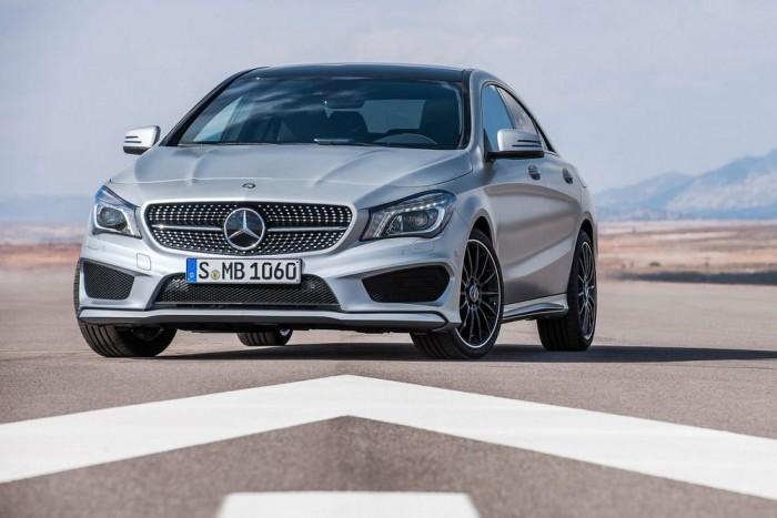 Jó az irány: az A- és B-osztály, valamint a CLA hozhat plusz eladásokat a Mercedesnek.