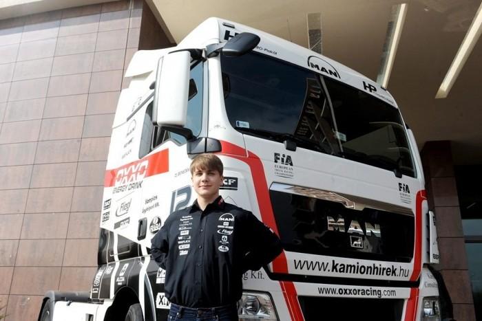 Major Benedek lesz az Európa-Bajnokság legfiatalabb pilótája