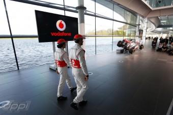 F1: A Vodafone elhagyja a McLarent